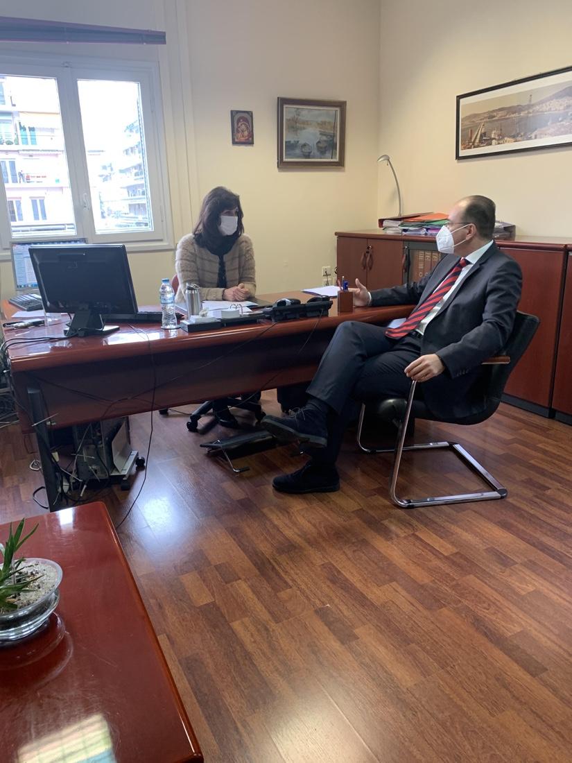 Μακάριος-Λαζαρίδης:-«Η-Κυβέρνηση-επιταχύνει-την-έκδοση-των-συντάξεων»