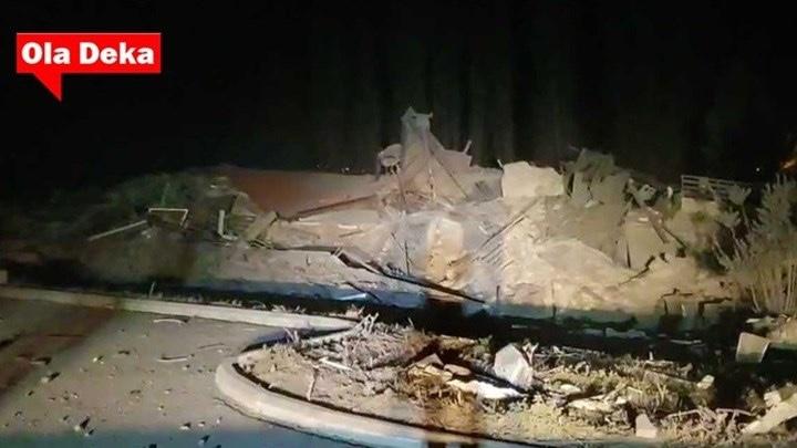 Καστοριά:-Ισχυρή-έκρηξη-ισοπέδωσε-γνωστό-ξενοδοχείο-της-περιοχής