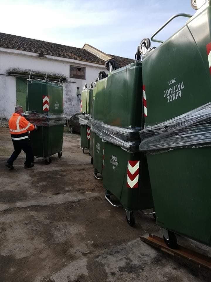 Νέους-κάδους-απορριμμάτων-προμηθεύτηκε-ο-Δήμος-Παγγαίου