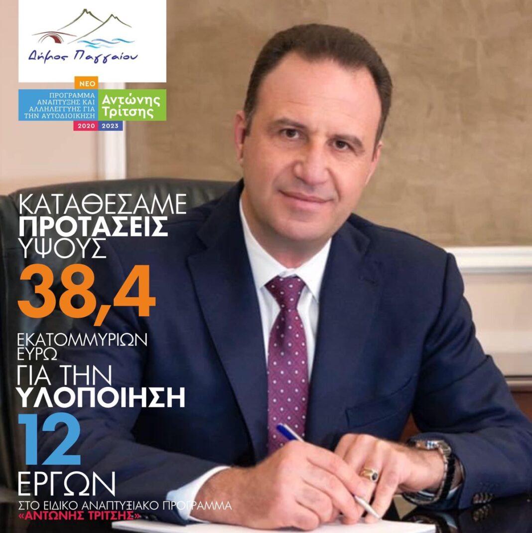Ο-Δήμος-Παγγαίου-κατέθεσε-12-ολοκληρωμένες-μελέτες-για-έργα-στο-Πρόγραμμα-«Αντώνης-Τρίτσης»