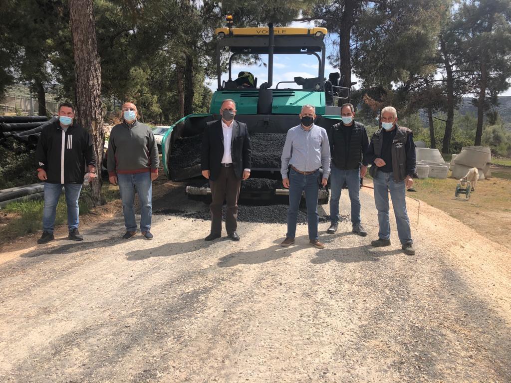Ολοκλήρωση-ασφαλτοστρώσεων-αγροτικής-οδοποιίας-στον-Πρίνο-και-στον-Ποτό-Θάσου