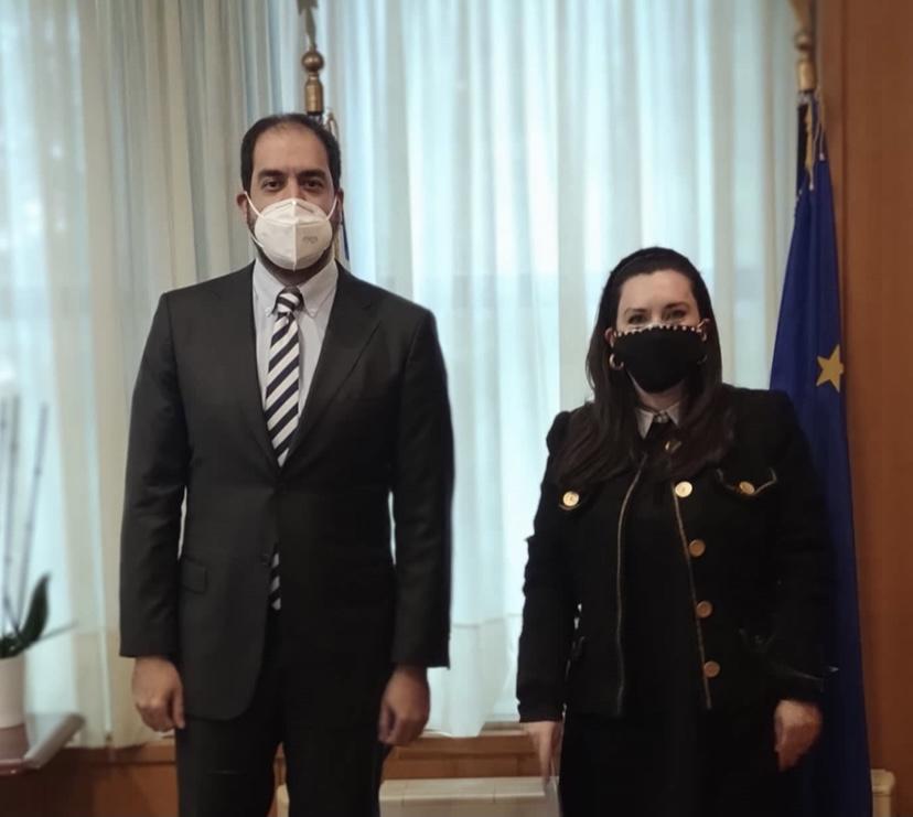 Συνάντηση-της-Διευθύνουσας-Συμβούλου-της-ΟΛΚ-ΑΕ.-με-τον-Υφυπουργό-Υποδομών-και-Μεταφορών-Συζητήθηκε-ο-τεχνικός-φάκελος-του-Υδατοδρομίου-στο-λιμάνι-της-Καβάλας-«Απόστολος-Παύλος»