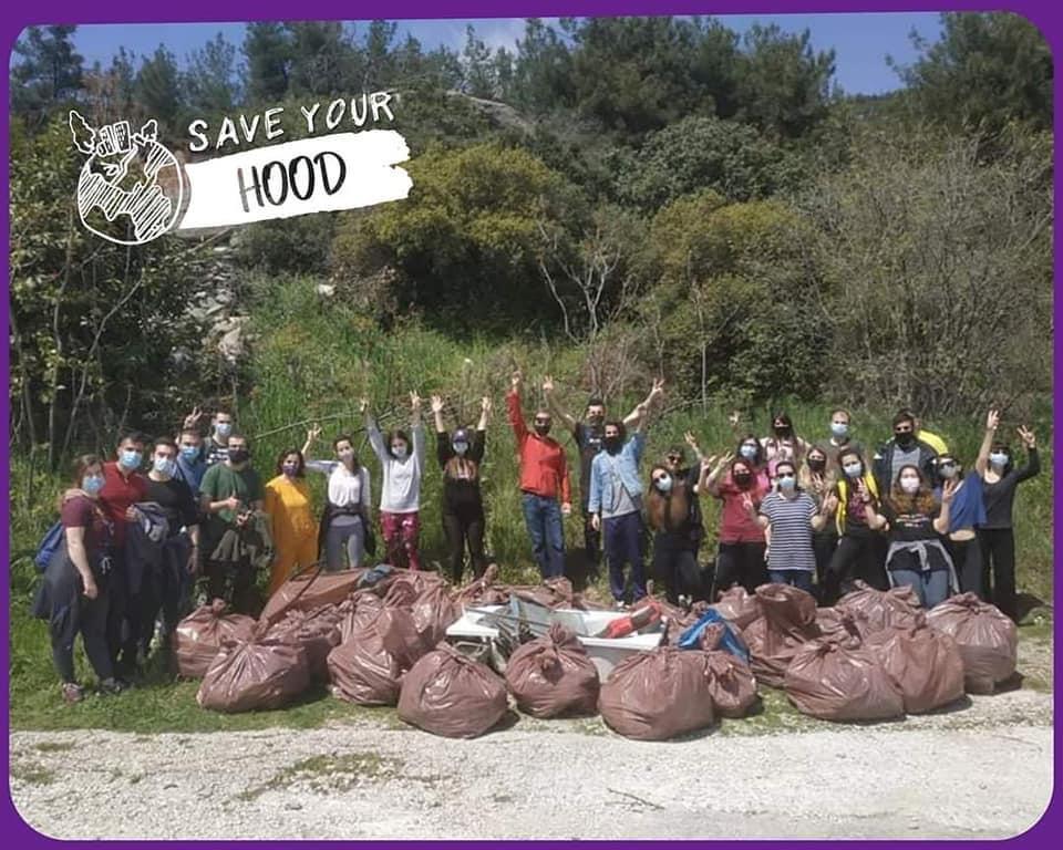 Καθαρισμός-της-Αρχαίας-Εγνατίας-Οδού-από-την-ομάδα-εθελοντών-save-your-hood