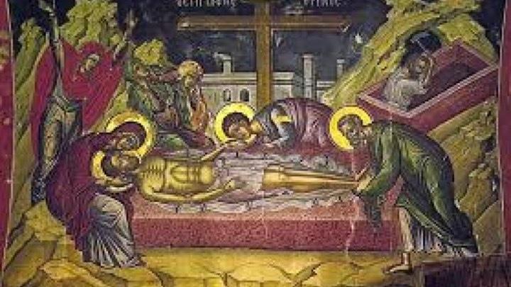 Μεγάλο-Σάββατο:-Η-ταφή-του-Κυρίου-και-η-πρώτη-Ανάσταση