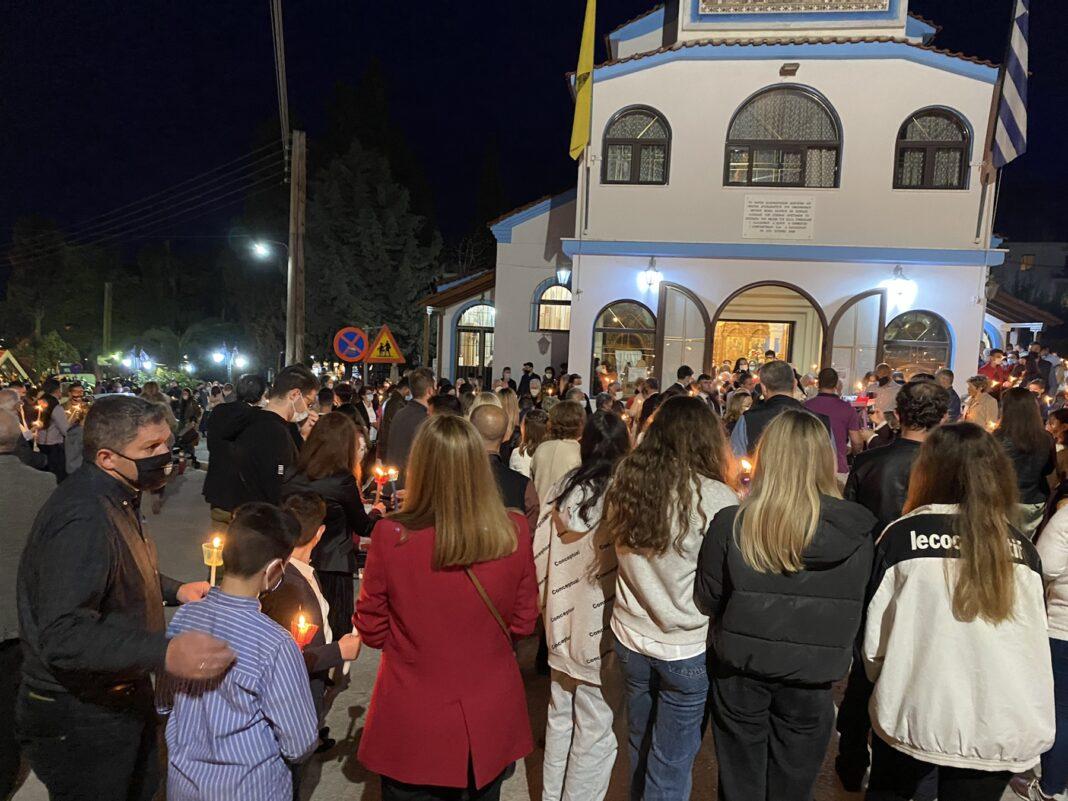 Γιορτάστηκε-με-λαμπρότητα-η-Ανάσταση-στη-Νέα-Ηρακλείτσα-με-πυροτεχνήματα-video