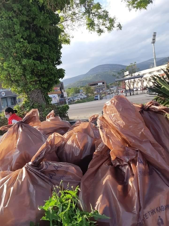 save-your-hood:-Καθαρισμός-της-παραλίας-Περιγιαλίου