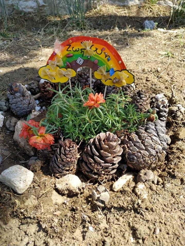 Με-αφορμή-την-Παγκόσμια-Ημέρα-Περιβάλλοντος-μαθητές-του-Δημοτικού-σχολείου-Θεολόγου-Ποτού-φυτεύσαν-λουλούδια