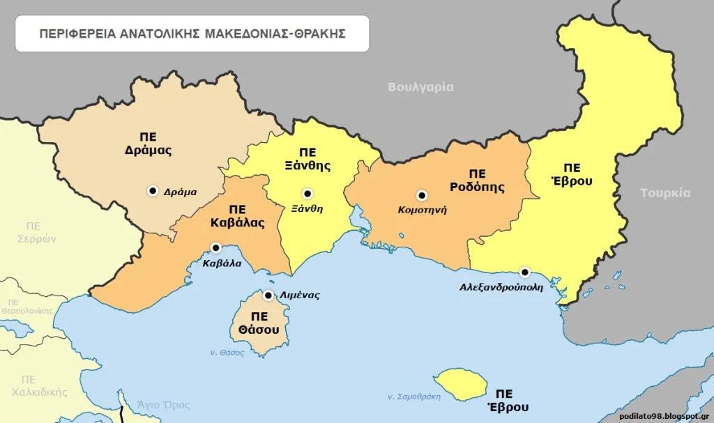 """4-από-τους-5-νομούς-της-Αν.-Μακεδονίας-και-Θράκης-στις-19-περιοχές-της-Ελλάδας-που-""""έχουν-μείνει-πίσω""""-στον-εμβολιασμό"""