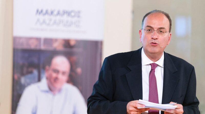 «Φέρνουμε-ένα-νομοσχέδιο-που-αντιμετωπίζει-πραγματικά-προβλήματα-των-εργαζομένων-και-αποκαθιστά-αδικίες»,-δηλώνει-ο-βουλευτής,-Μακάριος-Λαζαρίδης