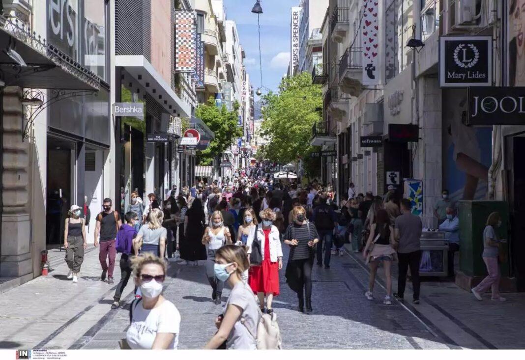 Κορονοϊός:-Νέα-χαλάρωση-μέτρων-–-Τα-κυβερνητικά-σχέδια-για-λιανεμπόριο-και-τουρισμό