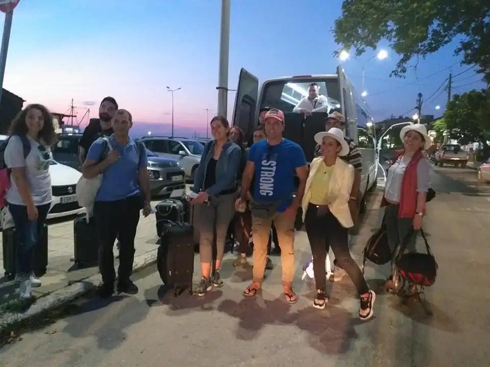 Δημοσιογράφοι-και-τουριστικοί-πράκτορες-από-τη-Ρουμανία-στη-Σαμοθράκη