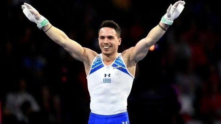 """Λευτέρης-Πετρούνιας:-Ο-""""'άρχοντας-των-κρίκων""""-προκρίθηκε-στους-Ολυμπιακούς-Αγώνες"""