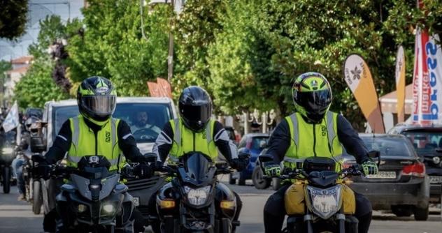 Μοτοπορεία-Κύπριων-μοτοσυκλετιστών-στον-Έβρο
