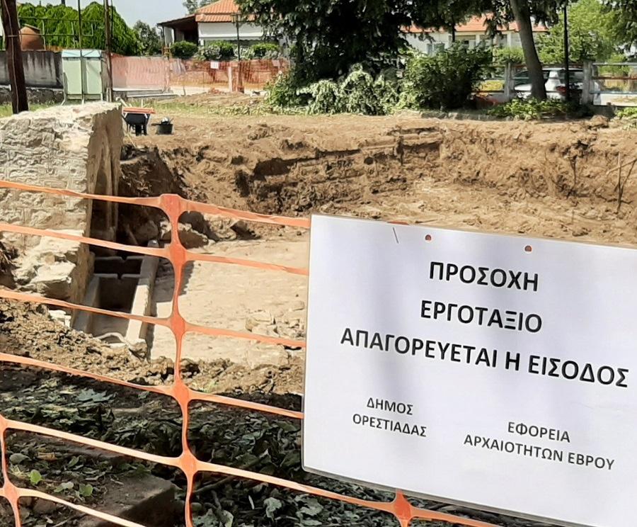 Ανασκαφές-στην-Φτελιά-δήμου-Ορεστιάδας-φέρνουν-στο-φως-μεταβυζαντινά-ευρήματα