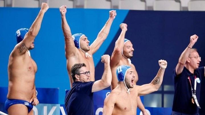 Ολυμπιακοί-Αγώνες:-Στα-ημιτελικά-η-Εθνική-Πόλο-–-Διέλυσε-το-Μαυροβούνιο
