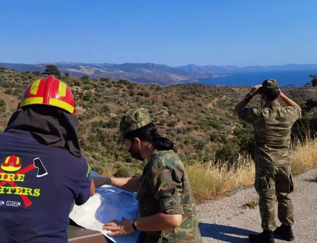 Περιπολίες-Στρατού-και-Αστυνομίας-σε-δάση-και-επίφοβες-περιοχές-για-πρόληψη-πυρκαγιών-–-Συλλήψεις-για-εμπρησμούς