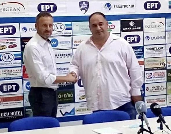 Νέος-προπονητής-του-ΑΟΚ-ο-Σάκης-Παπαβασιλείου
