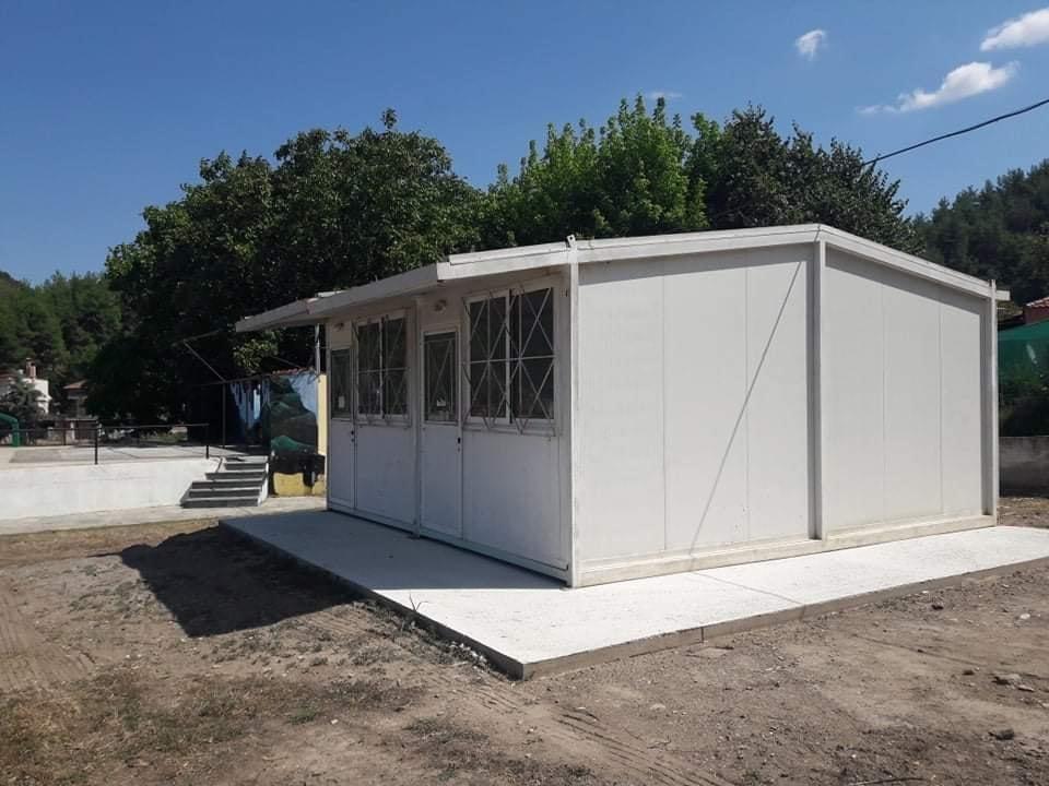 Τοποθέτηση-αίθουσας-ελαφριάς-Λυόμενης-προκατασκευής-για-τις-ανάγκες-στέγασης-του-Δημοτικού-Σχολείου-Αντιφιλίππων