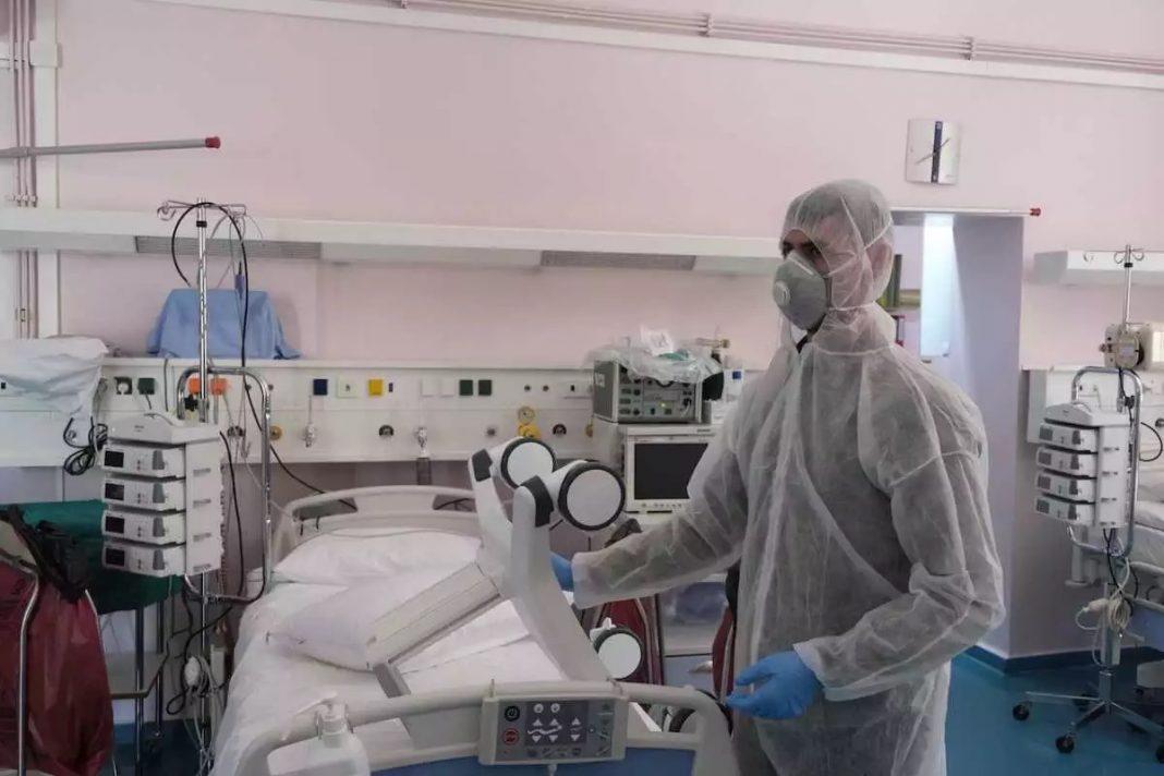 Κορονοϊός:-Το-στέλεχος-Δέλτα-διπλασιάζει-τον-κίνδυνο-νοσηλείας-για-τους-ανεμβολίαστους