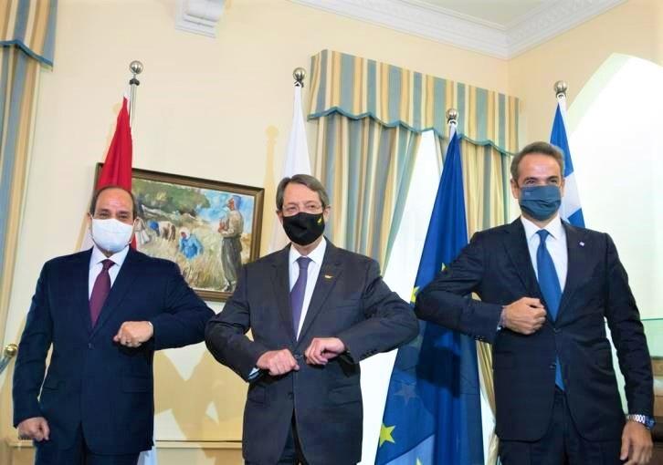 Στην-Καβάλα,-η-προσεχής-9η-Τριμερής-Σύνοδος-Κορυφής-Ελλάδας-–-Αιγύπτου-–-Κύπρου,-στα-μέσα-Οκτωβρίου