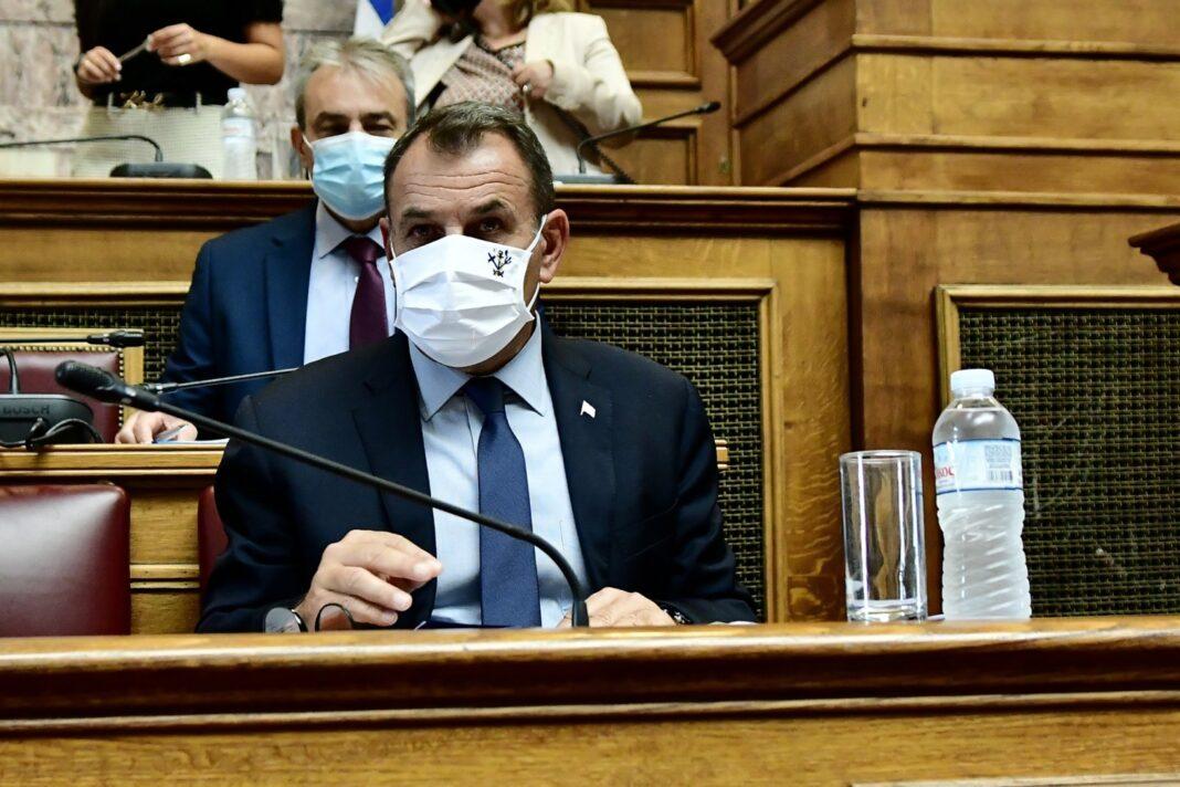 Ενημέρωση-ΥΕΘΑ-Νίκου-Παναγιωτόπουλου-στην-Ειδική-Διαρκή-Επιτροπή-Εξοπλιστικών-Προγραμμάτων-&-Συμβάσεων-της-Βουλής