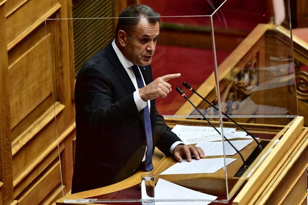 Ομιλία-ΥΕΘΑ-Νικόλαου-Παναγιωτόπουλου-στη-Βουλή-για-την-Κύρωση-της-Συμφωνίας-Στρατηγικής-Εταιρικής-Σχέσεως-Ελλάδος-–-Γαλλίας