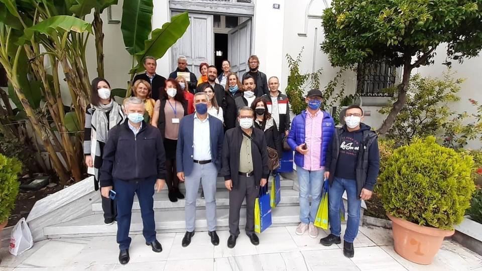 Επίσκεψη-στο-Δημαρχείο-Καβάλας-ομάδας-καθηγητών-που-συμμετέχουν-στο-πρόγραμμα-erasmus